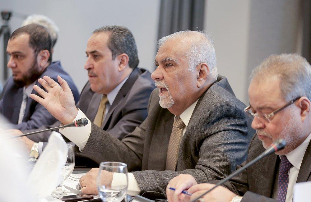 Advisor to the Yemeni President, Yassin Makkawi