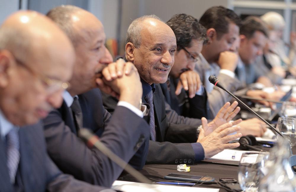Advisor to the Yemeni President, AbdulRahman Al Sakkaf