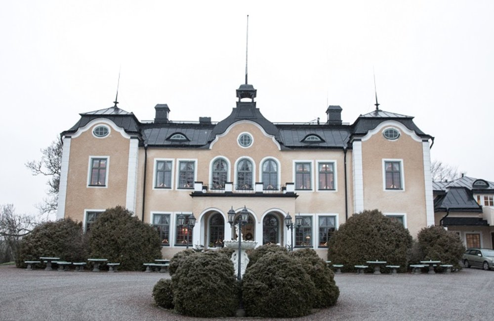 The Sweden Consultations took place at Johannesbergs Slott, Rimbo, with thanks to the hospitality of Sweden.(Photo Credit: Ninni Andersson/Government Offices of Sweden)