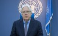 Statement by the UN Special Envoy for Yemen on developments in the south