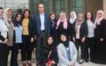 نساء رائدات سلام يشاركن وجهات نظرهن حول السلام في اليمن