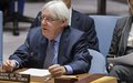 Martin Griffiths, Special Envoy for Yemen makes his first briefing to the Security Council