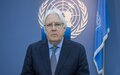 Briefing to United Nations Security Council by the Special Envoy for Yemen – Mr. Martin Griffiths
