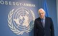 بيان صحفي صادر عن المبعوث الخاص للأمين العام للأمم المتحدة إلى اليمن حول تنفيذ اتفاق الرياض