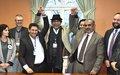 اللجنة الاشرافية لتنفيذ اتفاق تبادل الأسرى تنعقد في عمان يوم 5 فبراير/شباط