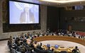 Briefing of the Special Envoy to the Security Council