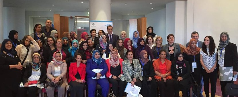Constructive discussions and inspiring debates with Yemeni women activists.